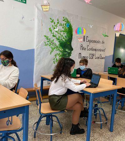 aula de informatica ceip los olivos 03